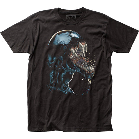 Venom Scream fitted men's jersey tee