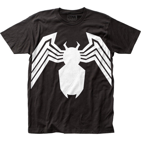 Venom Suit fitted jersey tee - Men's - 100% Cotton