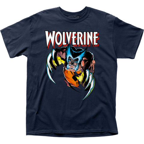 Wolverine Attack adult tee - Men's - 100% Cotton