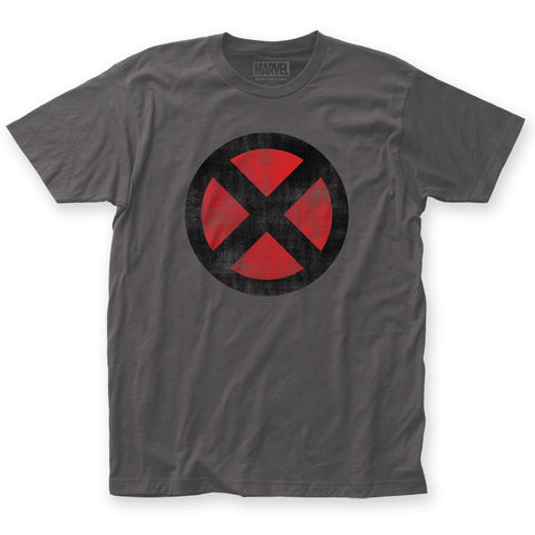 X-Men Distressed Logo fitted jersey tee - Men's - 100% Cotton