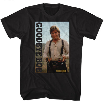 Young Guns Special Order Goodbye Bob! Adult S/S T-Shirt