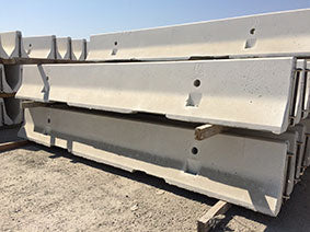 K-RAIL CONCRETE 20'