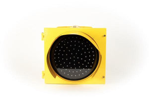 "12"" BEACON, YELLOW CASE"