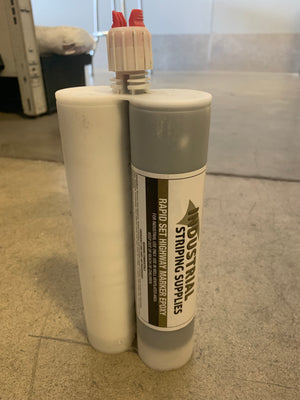 EPOXY A&B COMBO TUBE 600ML