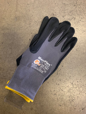 MAXIFLEX NITRILE GLOVES XL