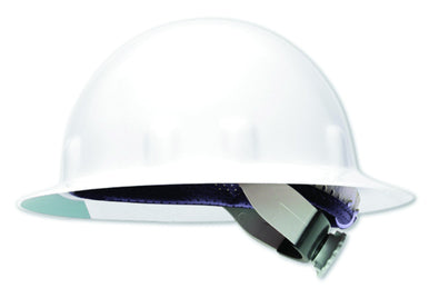 HARD HAT FULLBRIM WHITE