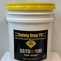 SAFETYSTEP YELLOW PAINT 5 GAL