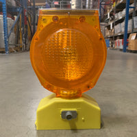 Solar Barricade Light WCI