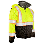 JACKET LIME GREEN