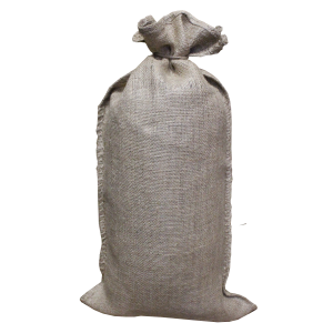 EMPTY SAND BAG BURLAP