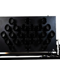 ARROW BOARD 25 LED 36X72