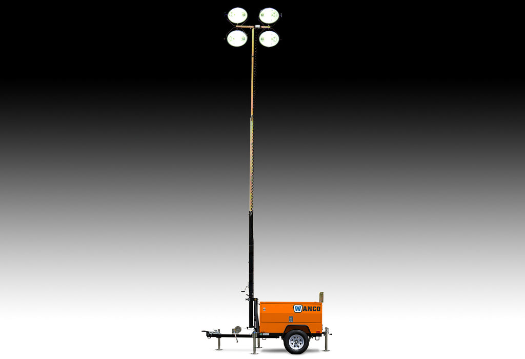 WANCO Compact Diesel Light Tower WLTT