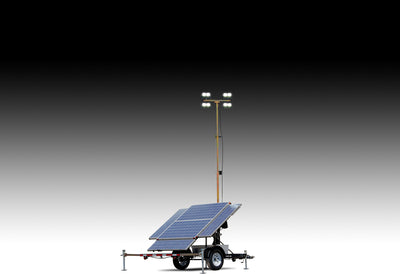 WANCO Medium Solar Light Towers WLTS‐MM