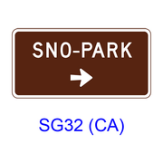 SNO-PARK with Arrow SG32(CA)