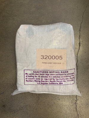 RAGS THERMAL BLANKET 5 LB BAG