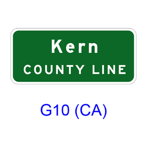 County Line G10(CA)