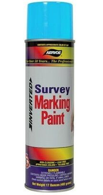MARKING PAINT FLUORESCENT BLUE
