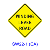 WINDING LEVEE ROAD SW22-1(CA)