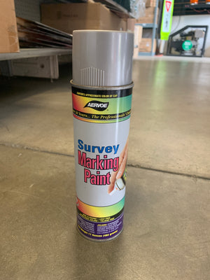 MARKING PAINT CONCRETE GRAY