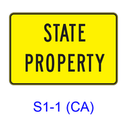 STATE PROPERTY S1-1(CA)
