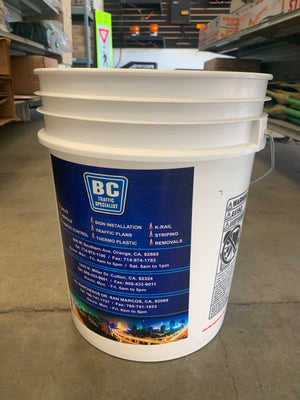 5 GAL EMPTY BUCKET