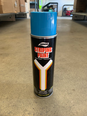 STRIPING PAINT SPRAY BLUE