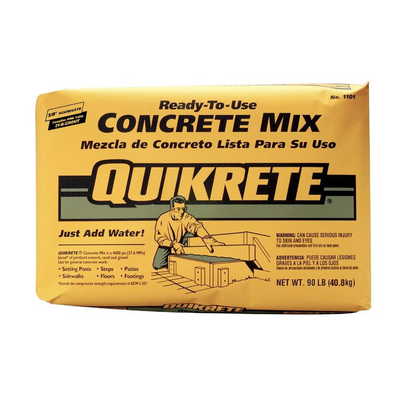 CONCRETE READY MIX 90LB