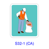 Litter Removal [symbol] S32-1(CA)