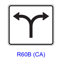 Optional Movement Lane Control R60B(CA)