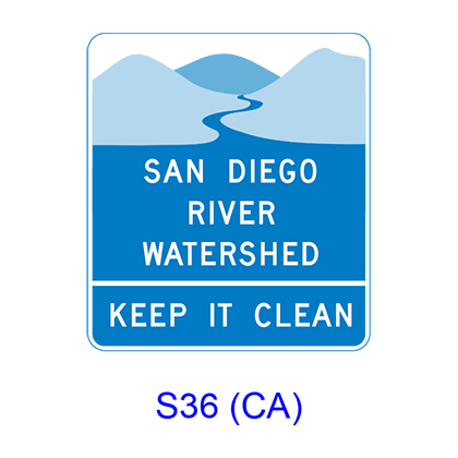 Watershed Boundary S36(CA)