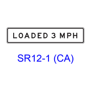 LOADED _ MPH SR12-1(CA)