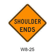 SHOULDER ENDS W8-25