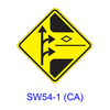 HOV Lane Selection SW54-1(CA)