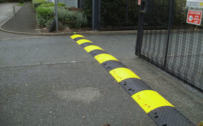 HIGH TRAFFIC SPEED BUMPS