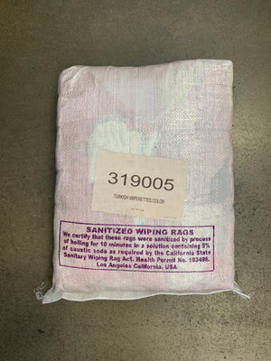 SHOP TOWELS 5 LB BAG
