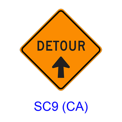 DETOUR with Arrow SC9(CA)