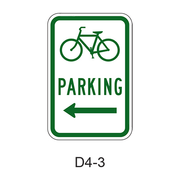 Bicycle Parking Area D4-3