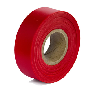FLAGGING TAPE RED