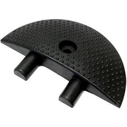 SPEED BUMP RUBBER END CAP
