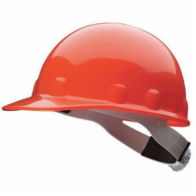 HARD HAT BASEBALL ORANGE
