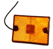AMBER CLEARANCE LIGHT