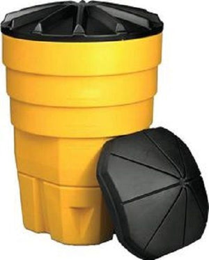 CRASH BARREL WITH LID