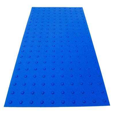 SAFETYSTEP PWR BND 3X4' BLUE