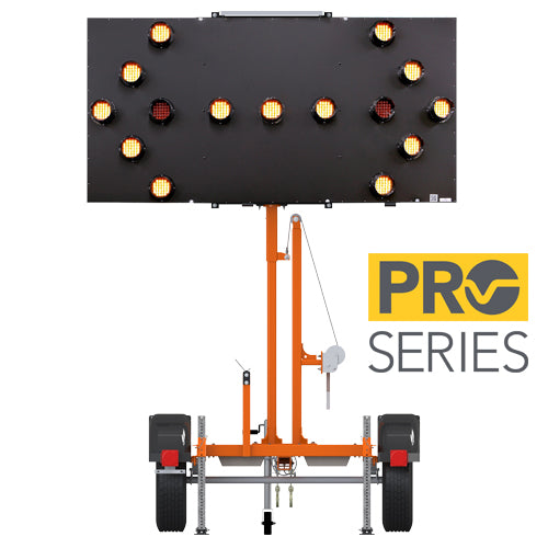 Arrowboards (FAS) Trailer -Mount ST4815