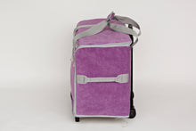 "Load image into Gallery viewer, Designer Series 23"" Wheeled Sewing Machine Carrier, DS23 - Songbird"