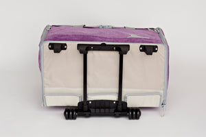 "Designer Series 23"" Wheeled Sewing Machine Carrier, DS23 - Blossom"