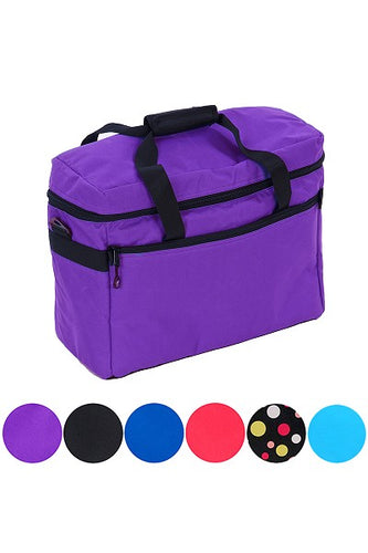 Project Bag - Purple PLUS Free Matching Notion Bag