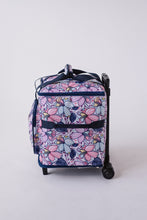 "Load image into Gallery viewer, NEW! ""Sewist Basics"" Wheeled Serger Bag (Medium) / Zipper Bag Combo - Maisy"