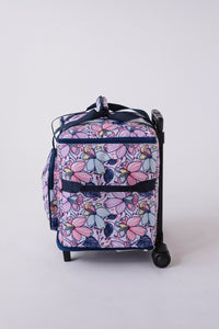 Wheeled Serger Bag (Medium)  - Maisy