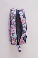 "Load image into Gallery viewer, NEW! ""Sewist Essentials"" Wheeled Serger Bag (Medium) / Wrist Bag / Zipper Bag Combo - Maisy"